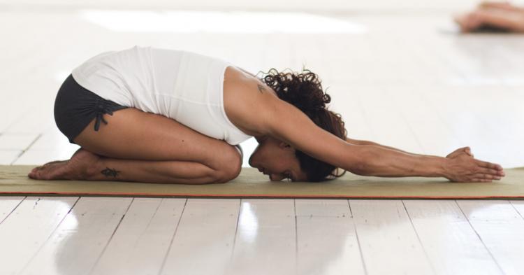 Yoga Meridian