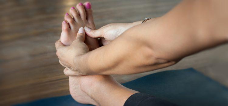 Yoga: I Piedi