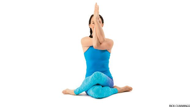 Lo Yoga Meridian ha azione solo a livello fisico?