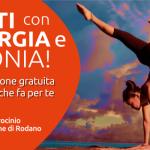 I nuovi corsi per il benessere a Rodano: Yoga, Pilates e molto altro!